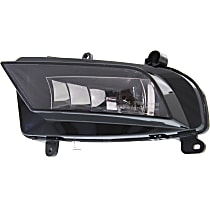Fog Light Assembly - Driver Side, without S-Line Package