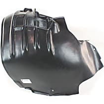 Fender Liner - Front, Driver Side, with S-Line Package