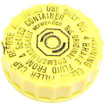 Replacement REPA541601 Brake Reservoir Cap - Direct Fit