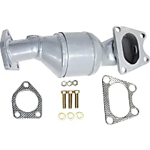 Catalytic Converter Front Radiator Side, For Models with V6 Engines California Emissions 47-State Legal (Cannot ship to CA, NY or ME)