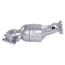 Front Firewall Side Catalytic Converter For SOHC V6 Eng Models with 46-State Legal (Cannot ship to CA, CO, NY or ME)