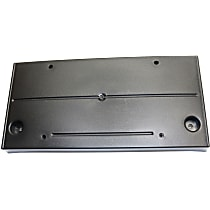 Front License Plate Bracket - Without M Sport Line