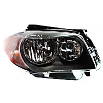 Passenger Side Halogen Headlight, With bulb(s) - To 3-11