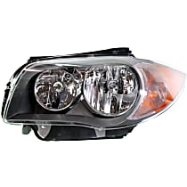 Driver Side Halogen Headlight, With bulb(s) - To 3-11