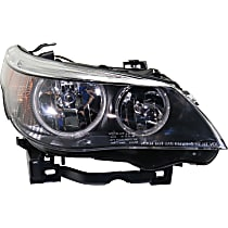 Headlight - Passenger Side, Halogen, With Bulb(s), With Parking/Turn Signal Bulbs