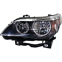 Headlight - Driver Side, Halogen, With Bulb(s), With Parking/Turn Signal Bulbs