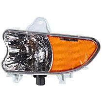 Driver Side Turn Signal Light