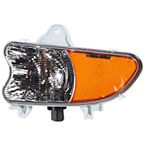 Driver Side Turn Signal Light
