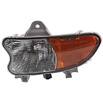 CAPA Certified Driver Side Turn Signal Light