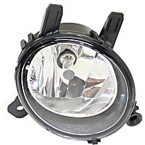 Fog Light Assembly - Driver Side, Halogen, CAPA CERTIFIED