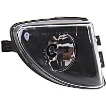 Fog Light Assembly - Passenger Side, with Glass Lens