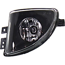 Fog Light Assembly - Driver Side, with Glass Lens