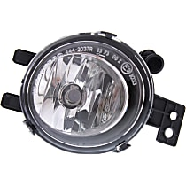 Fog Light Assembly - Passenger Side, without M Package