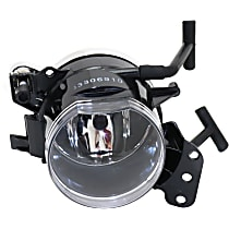 Fog Light Assembly - Passenger Side, with M Package