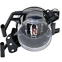 Fog Light Assembly - Driver Side, with M Package
