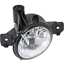 Fog Light Assembly - Driver Side, with Adaptive Headlights