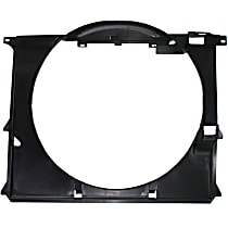 Fan Shroud, Fits Radiator Fan - E36, 6cyl Engine