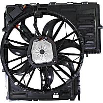 OE Replacement Radiator Fan - Fits 4.4L/4.6L