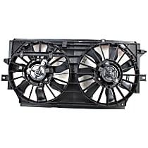 OE Replacement Radiator Fan - Fits 3.1L/3.8L