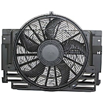 OE Replacement A/C Condenser Fan - Fits 3.0L