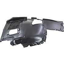 Fender Liner - Front, Passenger Side, Front Upper Section