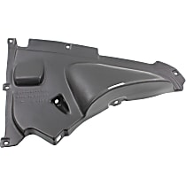 Fender Liner - Front, Driver Side, Front Lower Section, Sedan/Wagon, Except M Sport Line Models