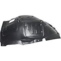 Fender Liner - Front, Driver Side, Front Upper Section, Sedan/Wagon, Standard/Modern/Luxury Line Models