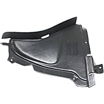 Fender Liner - Front, Driver Side, Front Lower Section