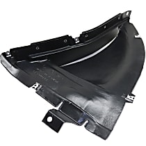 Fender Liner - Front, Driver Side, Lower Cover