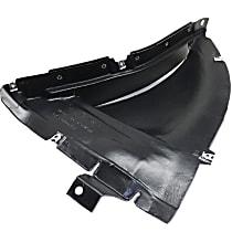 Fender Liner - Front, Driver Side, Lower Cover