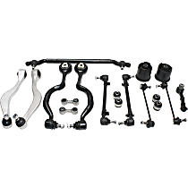 Control Arm - Front and Rear, Driver and Passenger Side