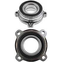 Wheel Bearing - Rear, Driver or Passenger Side, Sold individually