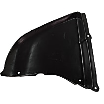 Driver Side Engine Splash Shield