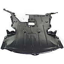 Rear Engine Splash Shield