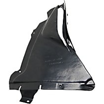 Front, Driver Side Engine Splash Shield