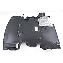 Engine Splash Shield - Center, Type 2 Cover