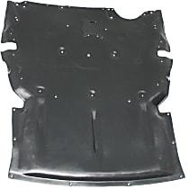 Front Engine Splash Shield - RWD, Sedan