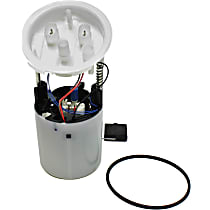 Passenger Side Electric Fuel Pump With Fuel Sending Unit; For NON-SULEV (Super Ultra-Low Emissions Vehicle)