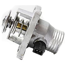 Thermostat Housing - Stainless Steel, Direct Fit, Sold individually
