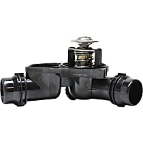 Replacement REPB318008 Thermostat Housing - Black, Stainless Steel, Direct Fit, Sold individually