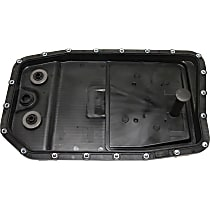 Replacement REPB318504 Transmission Pan - Direct Fit, Kit