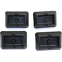 Jack Pad - Direct Fit, Set of 4