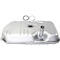 Fuel Tank, 17 gallons / 64 liters - Sedan & Coupe, With Filler Neck