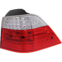 Tail Light - Passenger Side, Outer, Wagon, Mounts on Body