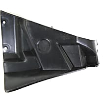 Rear, Passenger Side Bumper Bracket - Bumper Channel