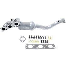 Catalytic Converter Front, For Models with 2.5L & 3.0L Eng California Emissions 47-State Legal (Cannot ship to CA, NY or ME)