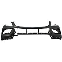 Front Bumper Cover, Primed - w/o AMG Styling Pkg., Park Sensor & Headlight Washer Holes