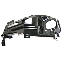 Bumper Bracket - Front, Passenger Side, Impact Bar Bracket