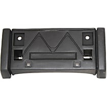 License Plate Bracket - Front, without LS Appearance Package