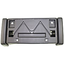 License Plate Bracket - Front, with LS Appearance Package